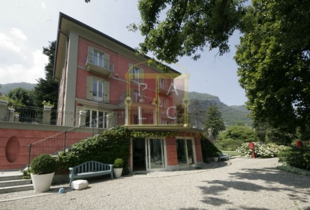 luxury villa lake como for sale in front of Bellagio